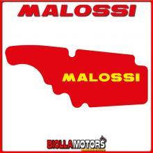 1417227 SPUGNA FILTRO ARIA MALOSSI DERBI VARIANT SPORT 125 4T RED SPONGE PER FILTRO ORIGINALE -