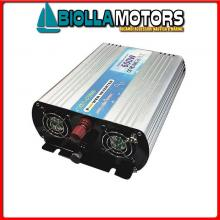 2014311 INVERTER ES100 NVP-1000/24V Inverters ES100 Power 12V-24V > 220V