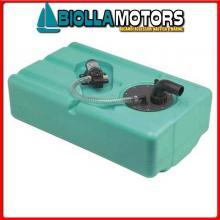 1531252 SERBATOIO ACQUA FLAT 52L Serbatoi Acqua Potabile Green Line Pump Kit