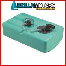 1531299 SERBATOIO ACQUA STD 107L Serbatoi Acqua Potabile Green Line Pump Kit