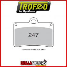 43024701 FRONT BRAKE PADS OE DUCATI 748 BIPOSTO 1995-1998 748CC [SYNT]