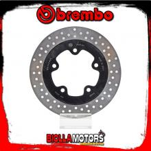 68B407B9 DISCO FRENO POSTERIORE BREMBO SYM CITYCOM 2010- 300CC FISSO