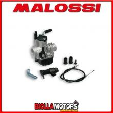 1611034 KIT CARBURATORE MALOSSI PHBL 25 BD PIAGGIO HEXAGON 125 2T LC - -