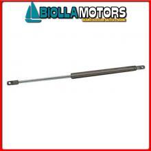 1640144 ATTUATORE INOX L375 20KG< Molle Attuatori a Gas YM Inox