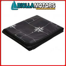 5801227 MB NORTHWIND TOVAGLIA 155X130 BLUE Tovaglia Impermeabile
