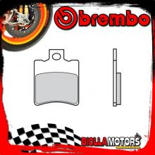 0700234 PASTIGLIE FRENO ANTERIORE BREMBO MBK BOOSTER ALL MODEL 1996-1999 50CC [34 - GENUINE CARBON CERAMIC]