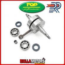 9930150 ALBERO MOTORE TOP TRP D50B0 GILERA RCR 50 2T 06-07 CON CUSCINETTI E PARAOLI