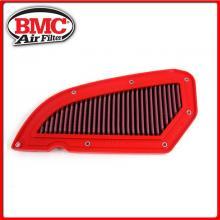FM701/04 FILTRO ARIA BMC KYMCO DINKSTREET 2010 > 2011 LAVABILE RACING SPORTIVO