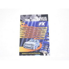 FKWE77 FK ROLL-UP - ENGLISCH