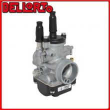 02660X CARBURETOR DELLORTO PHBG 21 BS 2T MANUAL AIR WITH VACUUM UNIVERSAL SCOOTER