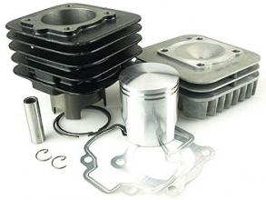 KT00086.RC CYLINDER KIT DR EVOLUTION 70CC CAST IRON D.48 ARIA PIAGGIO-GILERA (PREPARATO IN SERIE LIMITATA DAL REPARTO CORSE)