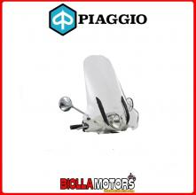 PIAGGIO LIBERTY 125-150 50-WINDSHIELD 1B002633 4T 3V IE COMPLETE BINDING