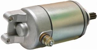 V735100167 MOTORINO AVVIAMENTO SUZUKI DR-Z E - 400 CC 2000 - 2007 (ROTAZIONE DX)