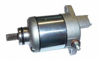 V735100117 MOTORINO AVVIAMENTO PIAGGIO VESPA LX IE - 125 CC 2009 - (ROTAZIONE SX)