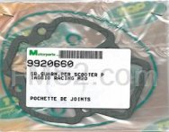 9920660 SERIE GASKET PER SCOOTER PIAGGIO RACING H2O