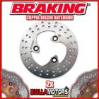 2-HO32FI PAIR FRONT BRAKE DISCS DX + SX BRAKING HONDA CH SPACY 125cc 1998 FIXED