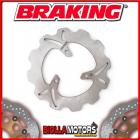 AP11FID FRONT BRAKE DISC SX BRAKING YAMAHA NEOS (Rear Drum Model) 50cc 1997-2006 WAVE FIXED