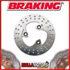 HO32FI FRONT BRAKE DISC SX BRAKING YAMAHA NEOS (Rear Drum Model) 50cc 2013 FIXED