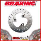HO32FI FRONT BRAKE DISC SX BRAKING SYM XPRO (Rear Drum Model) 125cc 2013-2016 FIXED
