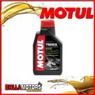 1 LITER BOTTLE 105895 MOTUL TRANSOIL EXPERT 2T 2-STROKE GEARBOX OIL SAE 10W40 (GEAR)
